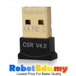 Ultra-Mini Bluetooth CSR 4.0 Dongle Adapter Plug & Play