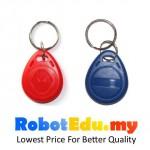 ID Writable Blank Keychain 125khz ; UID IC EMIDArduino RFID tag