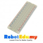 Arduino High Quality MB102 Large Solderless Breadboard 830 holes