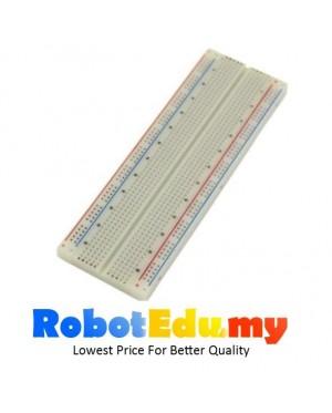 Arduino High Quality MB102 Large Solderless Breadboard 830 holes