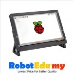 Raspberry Pi 7 Inch Touch Screen LCD Black Arcylic Casing