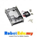 Raspberry Pi 2 3B 3B+ 9 Layer Acrylic Casing With Fan