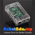 Raspberry Pi 2 3 Model B B+ ABS Transparent Casing ; Plastic Case