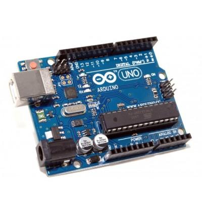 Arduino Compatible Atmel DIP ATMEGA328P UNO R3 + USB B type Cable