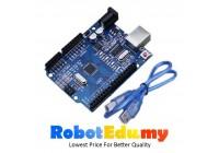 Arduino Compatible DCCduino UNO R3 - SMD Atmel ATMEGA 328P V3