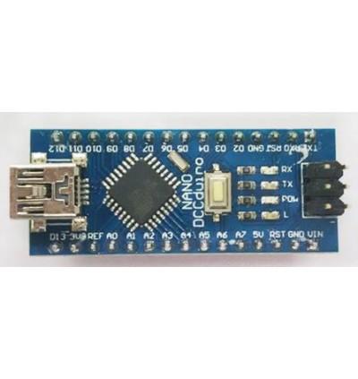 Arduino Compatible Atmega328P Nano + USB Mini Cable