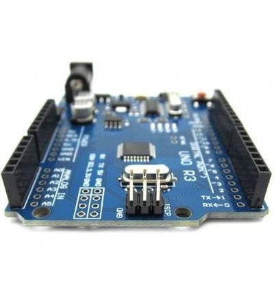Arduino Compatible DCCduino UNO R3 V3