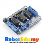 Arduino L293D DC Motor Driver Shield