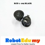 KCD1-105 Rocker Switch black On Off Button