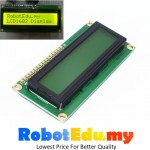 Arduino LCD 1602 LCD1602 (16x2) Liquid Crystal Display ( GREEN )