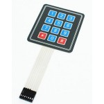 Electronic Component - Keypad / Button 3x4 *