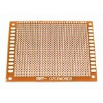 Electronic Component - Donut Board (7x9cm)*