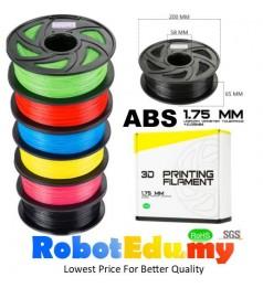 [RoSH] High Quality 1KG 1.75mm FDM 3D Printer ABS Printing Filament
