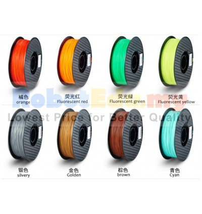 [LB] 3D Printer High Quality 1.75mm 1KG 1000g PLA Filament Material (Special Color)
