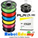 [RoSH] High Quality 1KG 1.75mm FDM 3D Printer PLA Printing Filament (Special)