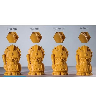 [BEST] Delta Kossle Large Size 3D Printer Machine - PLA ABS Filament