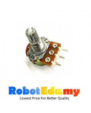 Electronic Component - Potentiometer / Variable resistor 1K 10K 100K 50K 500K