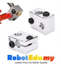 3D Printer Heater Heating Hotend Aluminium Block V6 J-head