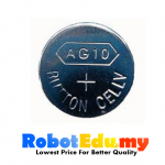 AG10 LR54 L1130 RTC Car Key Toy DIY Watch Button Cell Battery 1.5V