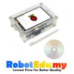 HDMI 3.5 Inch 480x320 LCD Touch Screen Monitor Raspberry Pi Full Set