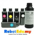 MicroMake DLP SLA LCD 3D Printer Filament UV Photosensitive Resin