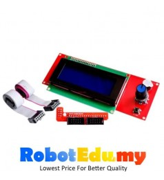 Arduino 3D Printer RepRap Ramps 1.4 LCD 2004 Smart Display Controller