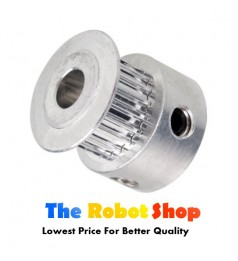 GT2 Timing Belt 20 Teeth Pulley 5mm Bore  Hole CNC 3D Printer 2GT