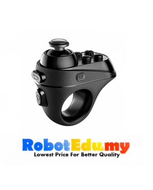 Mini R1 Ring Bluetooth 4.0 Wireless Game Controller VR Single Hand