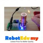 DIY Tesla Coil /  Mini Music Tesla Coil Kit Plasma Speaker Technology Electronic