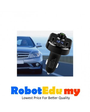 Car multi-function Bluetooth MP3 player / Phone High speed charger