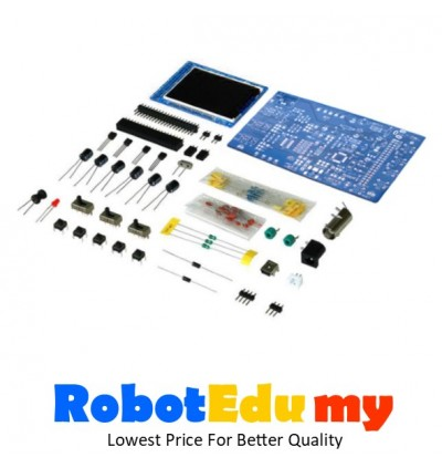 DIY Digital Oscilloscope Kit / Electronics Manufacturing Kit Parts DSO138 Oscilloscope Parts