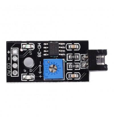 Arduino Soil Humidity Hygrometer Moisture Sensor Module Corrosion Resistant