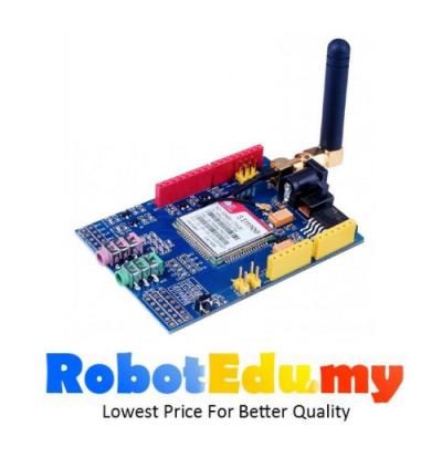 SIM900 GPRS GSM Shield Development Board Quad-Band Module SIM900A Upgrade