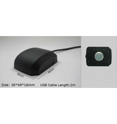 VK-162 GMOUSE G-MOUSE GPS Navigation USB Interface Support Google Earth