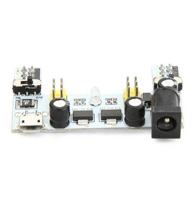 Breadboard Power Module Special 2-way 5V/3.3V DC Voltage Regulator