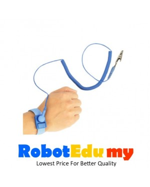 Anti-Static Bracelet AS-311 Human Wrist Band to Remove Static Charge