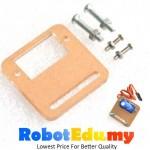 Arduino SG90 MG90S Micro Servo Motor Acrylic Bracket -Free Screw & Nut