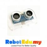 Arduino Ultrasonic Sensor HC-SR04 Bracket / Holder - Transparent