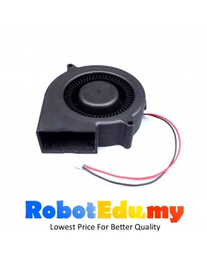 DC12V Centrifugal Turbo Fan Large Wind Brushless Blower CPU Fan