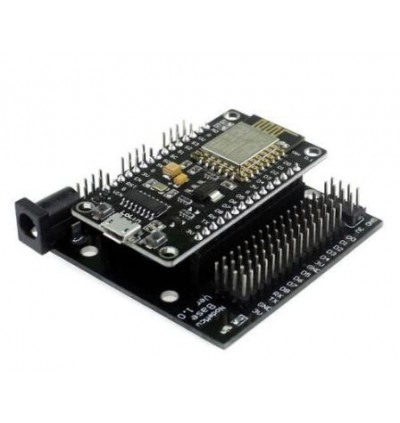 NodeMcu LUA ESP8266 Expansion Base Board WiFi Breakout Shield
