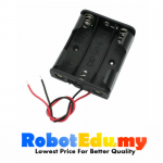 3XAA 3*AA DOUBLE A 1.5V 4.5V 11.1V Battery Holder Case Box Casing