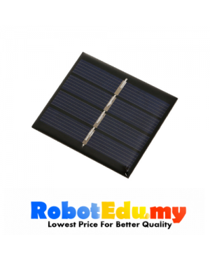 [Star Solar] 60x35-2 2V 110mA 0.22W High Efficiency Solar Panel