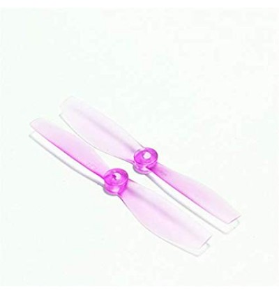 5045 5' Inch CW CCW Clear Transparent for 250 Quadcopter Mini Propeller