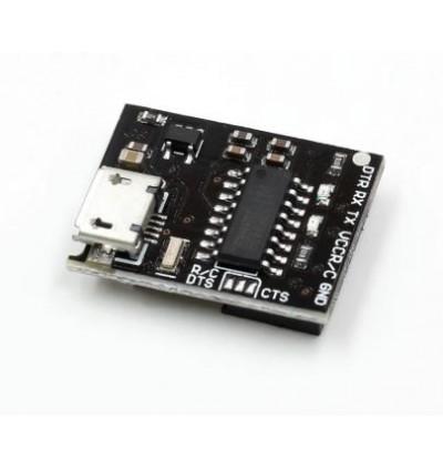 HW-694 WEMOS CH340G Breakout 5V 3.3V USB to Serial Module Switch for Arduino