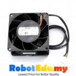 DC12V High Power 30W 2.80A PWM Brushless Motor Supercharge Fan Blower (Turbo)