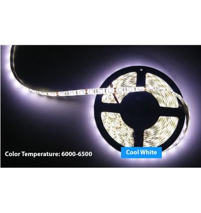 DC 12V LED 2835 SMD IP65 Waterproof Flexible Sticky LED Strip Light (1M/5M)