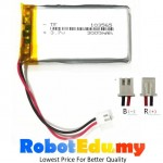 3.7V 3000mAh 0.5c 103565 Rechargeable LiPo Li-Po Battery MP3 Car GPS