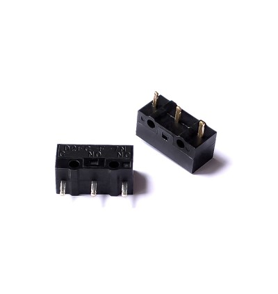 Micro Switch D2FC-F-7N 10M Microswitch Limit Switch Mouse Replacement (3 Pin)