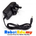 Arduino / CCTV / LED 5V 3A AC to DC Power Supply Adapter (1m)
