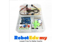 [DCC UNO R3] Arduino DCC UNO R3 Basic Electronics Beginner Entry Robotics Primary Secondary School Starter Kit v2